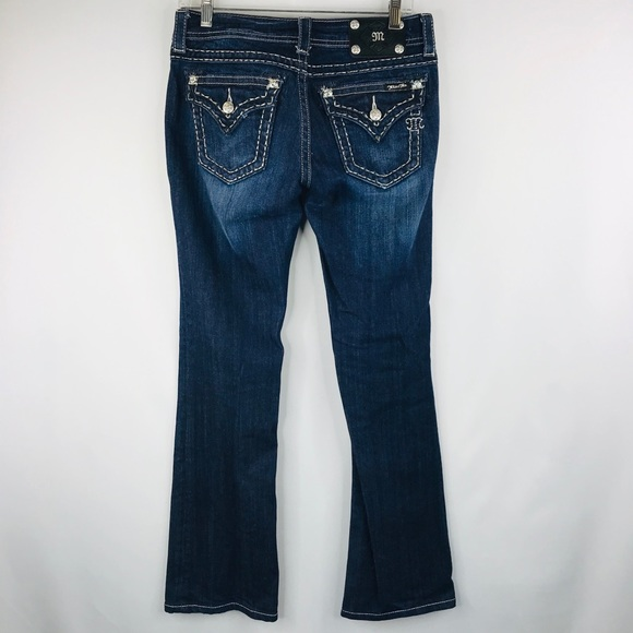 Miss Me Denim - Miss Me denim boot cut jeans SZ 28